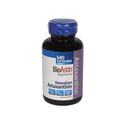 蝦青素,抗氧化