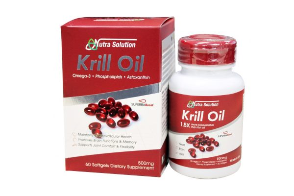 磷蝦油,Omega-3,蝦青素,關節痛
