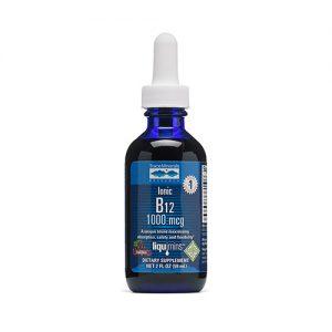 維他命B12,貧血,抑鬱